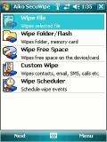 Download SecuWipe for Pocket PC