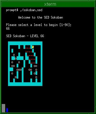Download SedSokoban