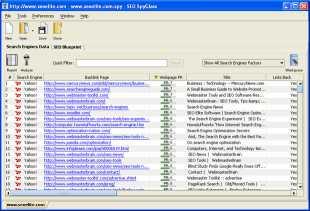 Download SEO SpyGlass Enterprise