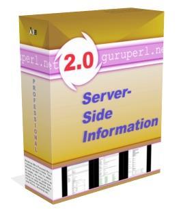 Download Server-side Information, SSI PRO