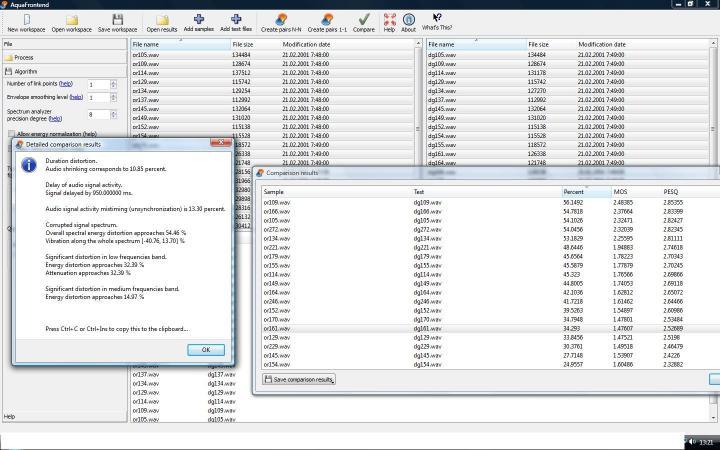 Download Sevana Vocoders Quality Checker