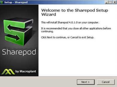 Sharepod Download