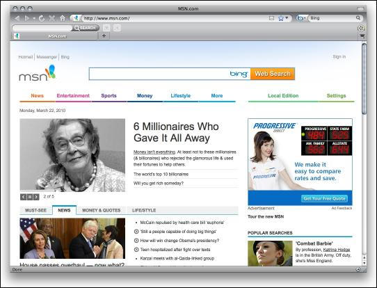 Download Shiny Silver Firefox Interactive Theme