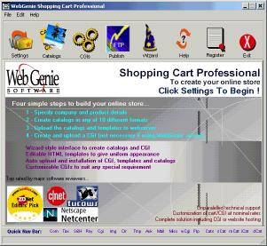 Download Shopping Cart Professional