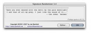Download Signature Randomizer