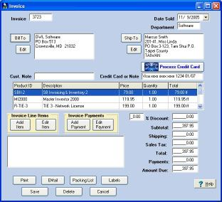 Download Simple Business Invoicing & Inventory