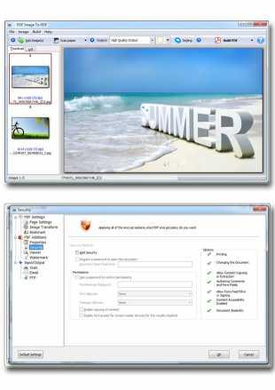 Simple Image to PDF