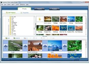 Download SkyAlbum Photo Gallery Builder