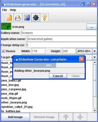 Download Slideshow Generator