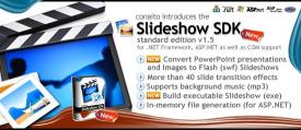 Download Slideshow SDK for .NET and COM