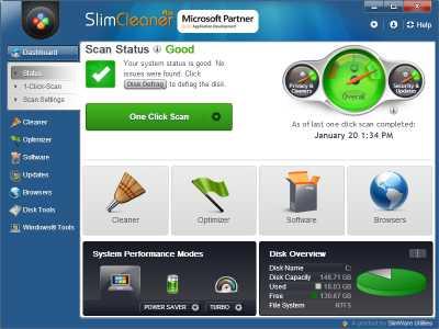 Download SlimCleaner Plus