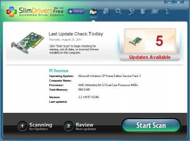 Download SlimDrivers