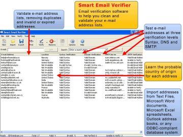 Download Smart Email Verifier