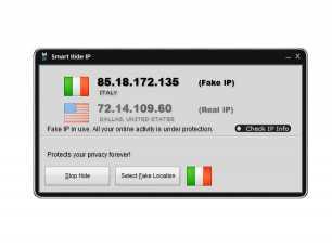 Smart Hide IP