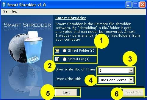 Download Smart Shredder