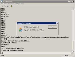Download SmartFTP FTP Library