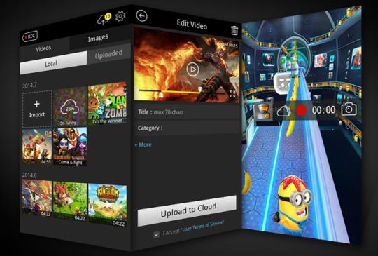 SmartPixel Screen Recorder for Android - standaloneinstaller com