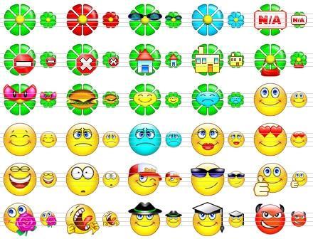 Download Smile Icon Set