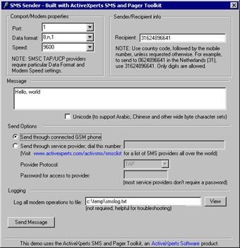 Download SMS/MMS SDK