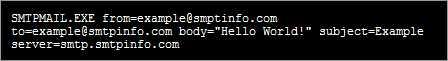 Download SMTPMailer