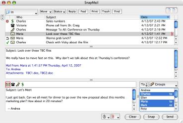 Download SnapMail Mac
