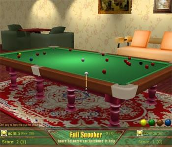 Download Snooker Game
