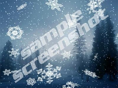 Download Snowfall3D Screensaver