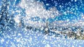 Snowy Desktop 3D Live Wallpaper & Screensaver