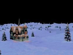 Download Snowy Winter Wonderland Screensaver