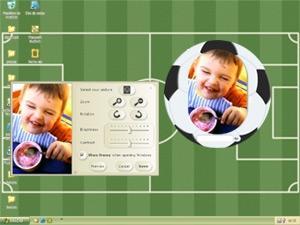 Download Soccer Frame
