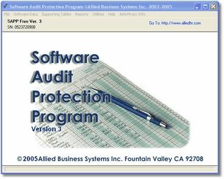 Download Software Audit Protection Program