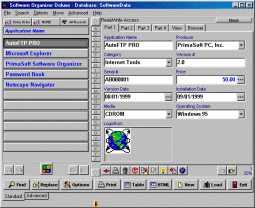 Download Software Organizer Deluxe