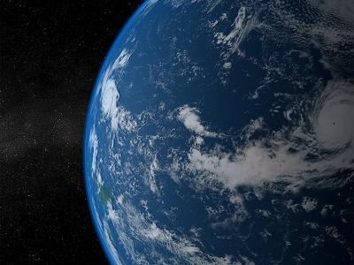 Download Solar System - Earth 3D screensaver
