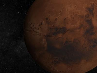 Download Solar System - Mars 3D screensaver