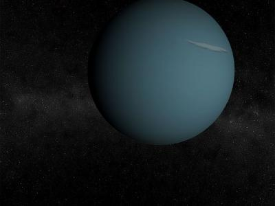 Download Solar System - Uranus 3D screensaver