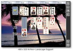 Download Solitaire City for Palm OS