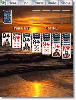 Download Solitaire City for Pocket PC