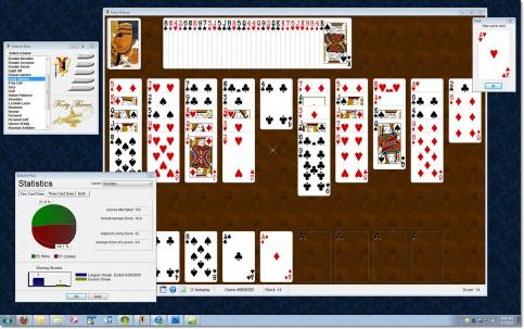 Download Solitaire Plus!