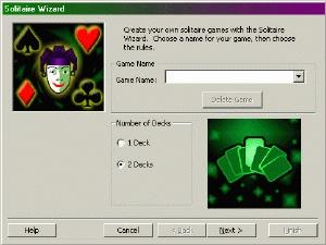 Download Solitaire Wizard