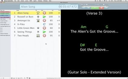 Download Solo Performer Show Controller