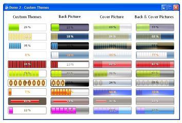 Download Sonic Progress Bar ActiveX Control