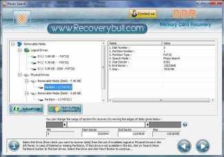 Sony Memory Stick Files Salvage Tool