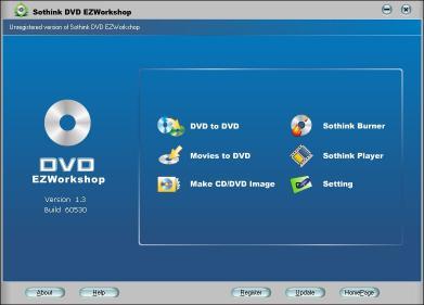 Download Sothink DVD EZWorkshop