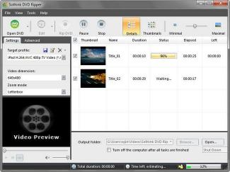 Download Sothink DVD to 3GP Converter