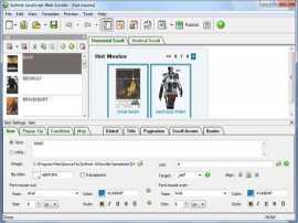 Sothink JavaScript Web Scroller by SothinkMedia Software