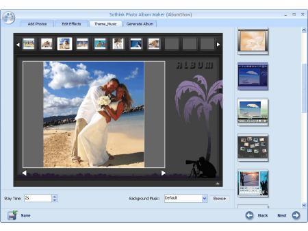 Download Sothink Photo Album Maker