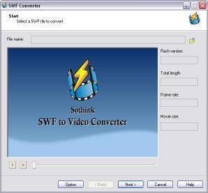Download Sothink SWF to Video Converter