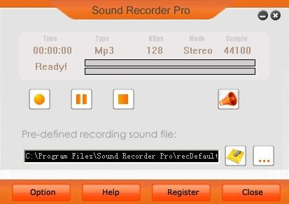 Download Sound Recorder Pro