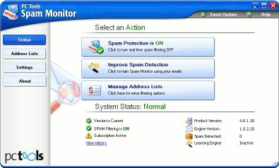 Download Spam Monitor