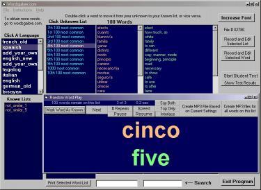 Download Spanish Wordsgalore